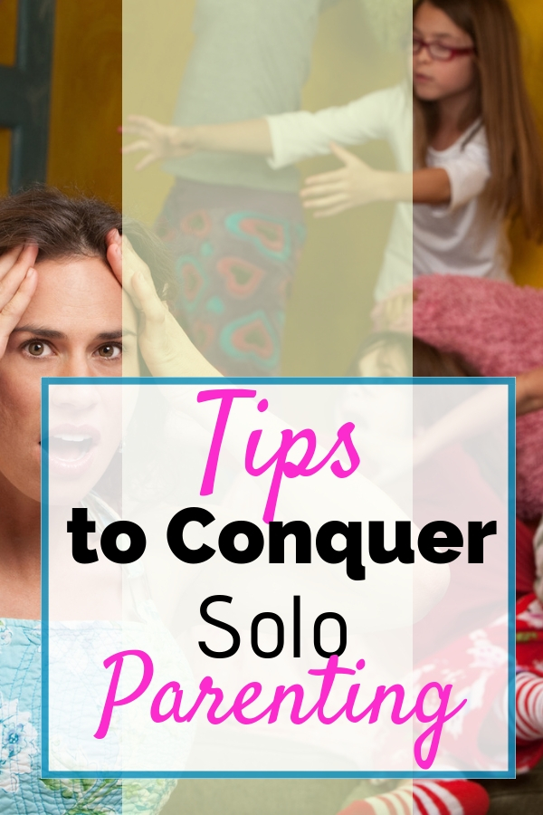 Marriage and parenting are challenging. Add a traveling spouse to the mix and life just go harder. These tips and truths will empower you to conquer solo parenting. #parenting #soloparenting #parentingtips