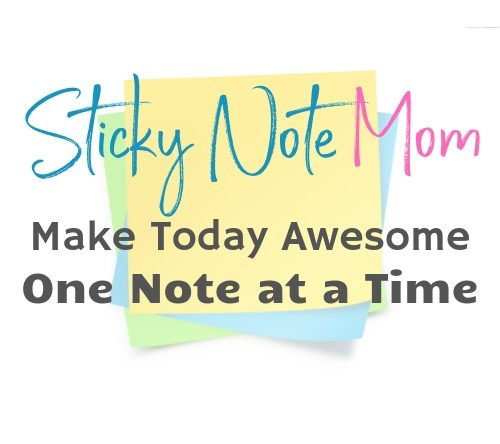 Sticky Note Mom