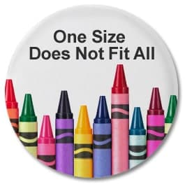 one-size-doesnt-fit-all