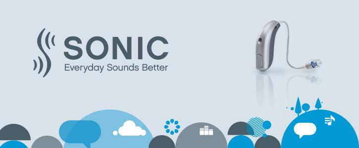 Neue Hörsysteme von Sonic!