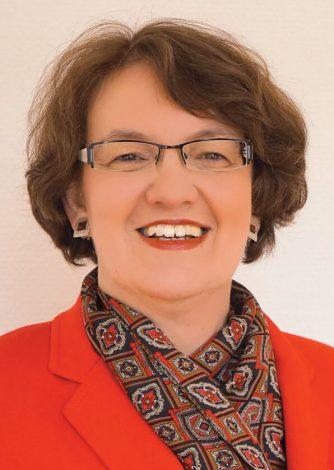 Bürgermeisterin Christine Strobl, Pressefoto der Stadt München