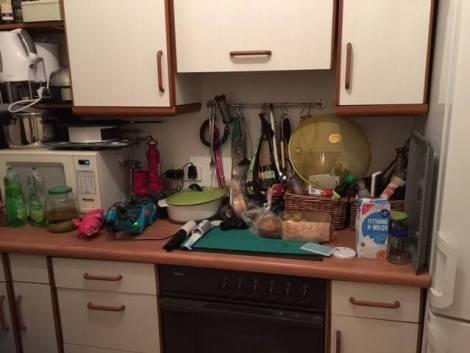 Zweite Küche