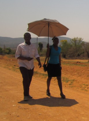 Rural Swaziland