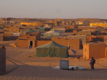 Tindouf refugee camps