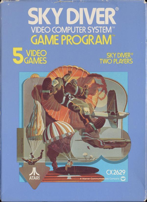 Using Ones Imagination Atari 2600 Game Box Art StiGGy