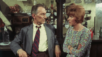 Night of the Big Heat (1967) UK blu-ray