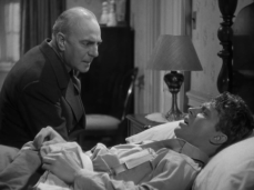 The Mad Ghoul (1943) UK DVD Ted's Sick Bed