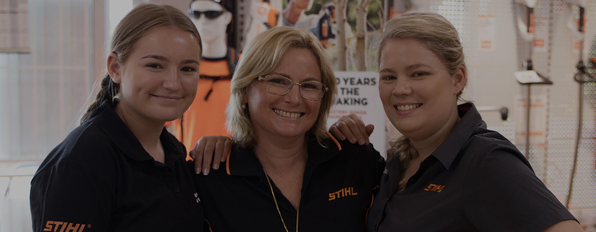 Friendly Stihl Sunshine Coast Team