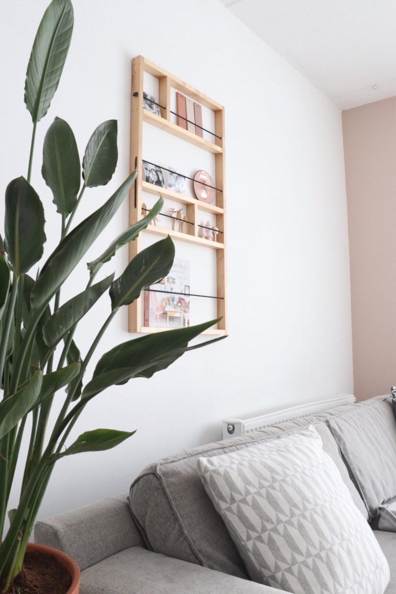 Wit en Pink nudity op de muren.