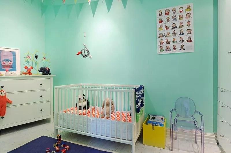Kleuren Voor Babykamer : Interieur kids mintgroen babykamer kinderkamer inspiratie