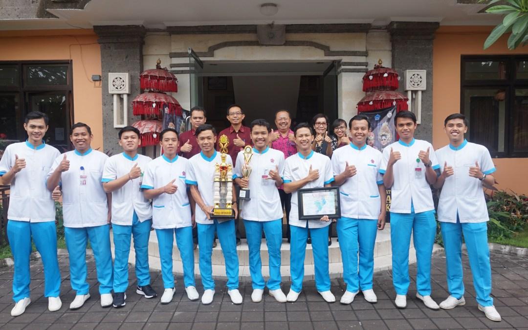 Juara 1 Lomba Futsal Atro Cup