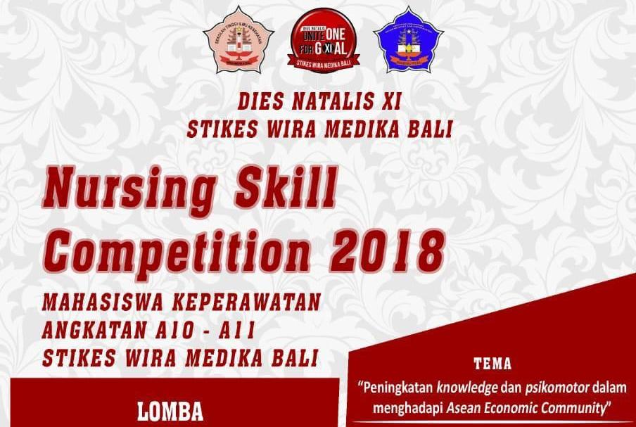 Nursing Skill Competition 2018