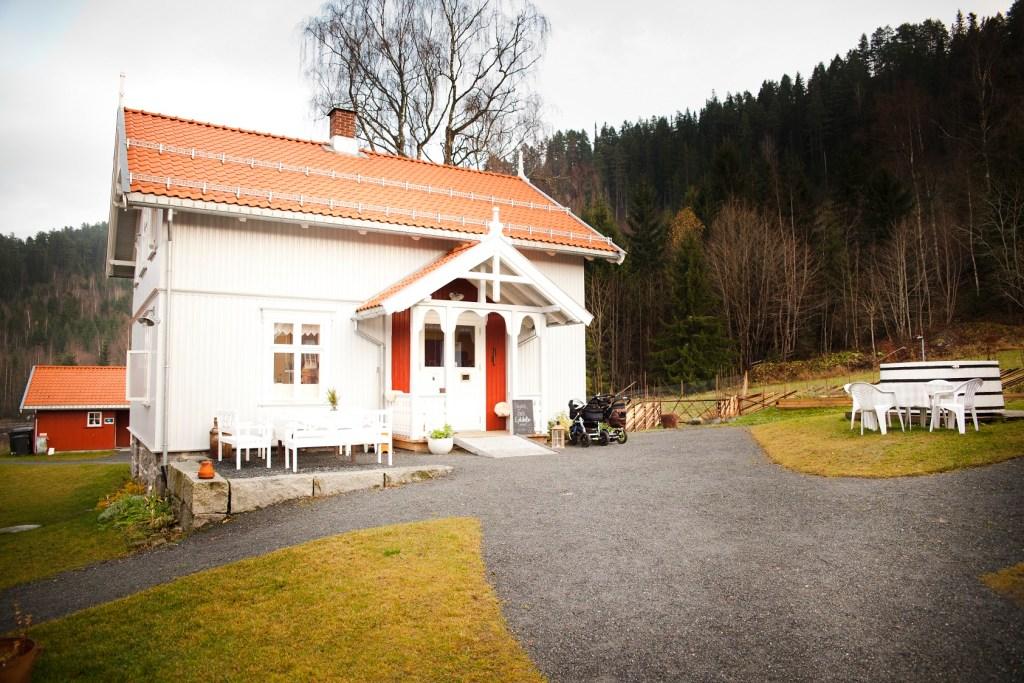 Posrtåsen er dikteren Herman Wildenveys barndomshjem.