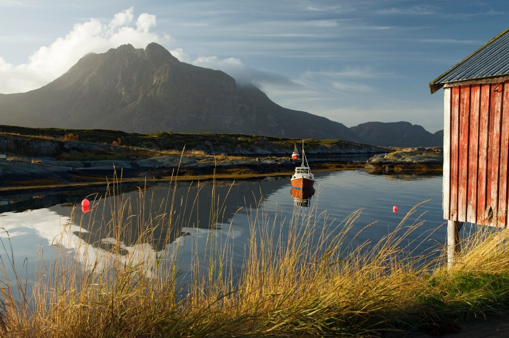 Dønnamannen Fjell på Helgeland