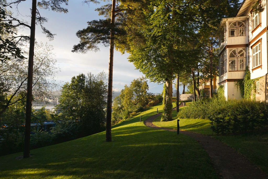 Sveitservilla Ekeberg Oslo