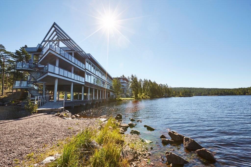 Hotell i vannkanten Rømskog