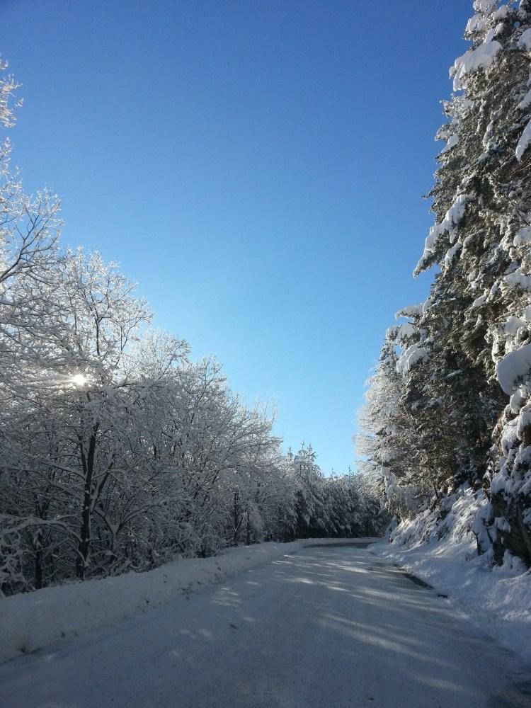 Put ka vrhu u decembru 2013