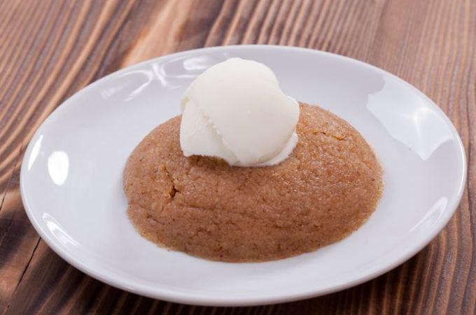 Kuvaj kao lokalac Griz alva – recept / İrmik Helvası  / Turkish Semolina Pudding – cook like a local