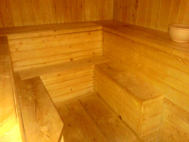 Sauna Apartment Romania