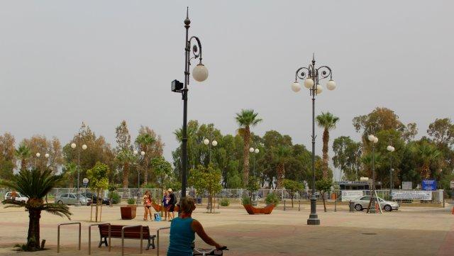 Larnaka centar / Downtown Larnaca