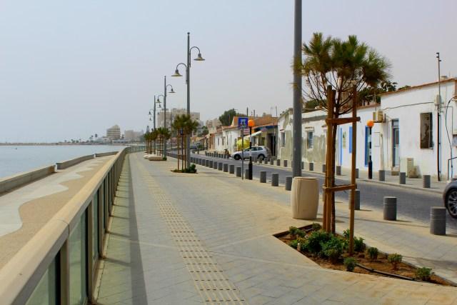 Larnaca bay