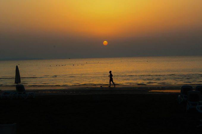 IZLAZAK SUNCA NA KIPRU / SUNRISE ON CYPRUS