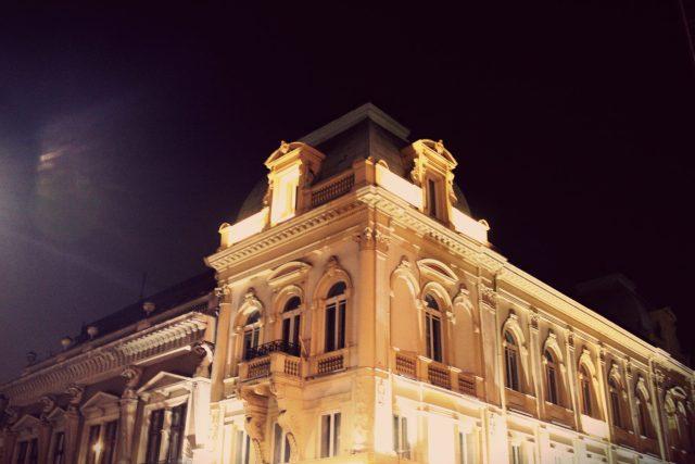 noćna šetnja beogradom