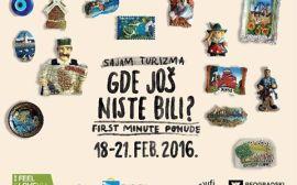 sajam turizma 2016 dunav medeni mesec