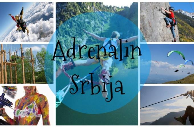 Šta možeš da doživiš u Srbiji?! Adrenalinski šok Srbija