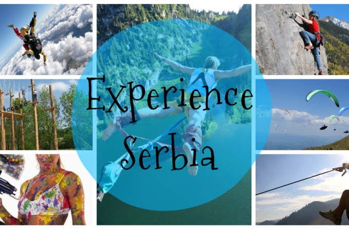 Experience Serbia Adrenalin and more