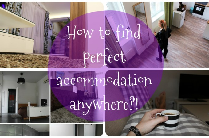 How to find amazing accommodation at a reasonable price ?!