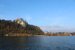 bled dvorac i julijski alpi