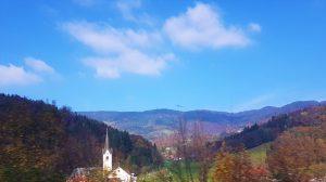 put kroz Sloveniju