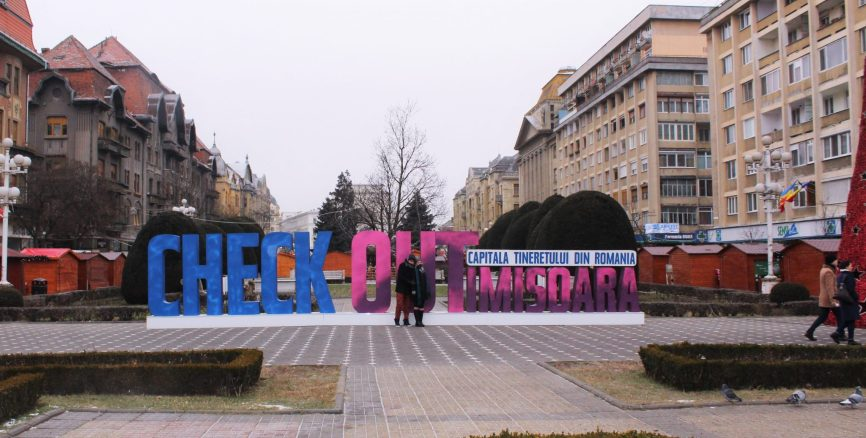 Check OUT Timisoara