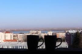 pogled sa terase beograd apartmani spa wellness