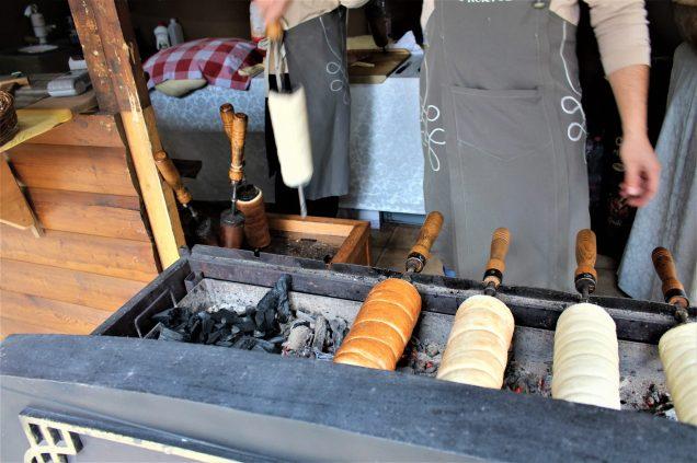 Dimnjak kolač - omiljeni sa cimetom