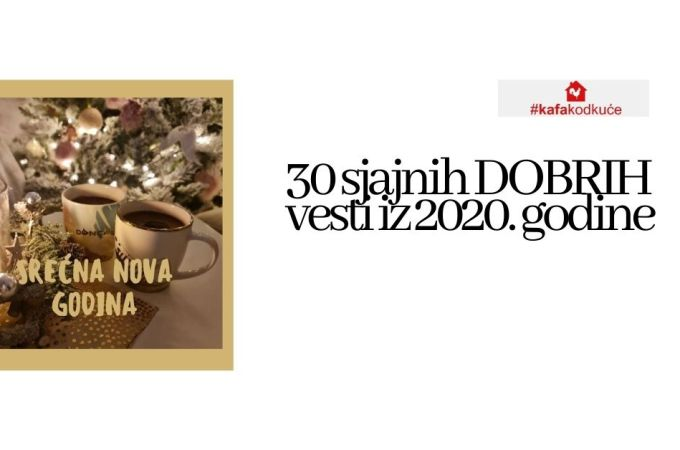 30 lepih događaja za početak godine, koji su se desili u 2020.