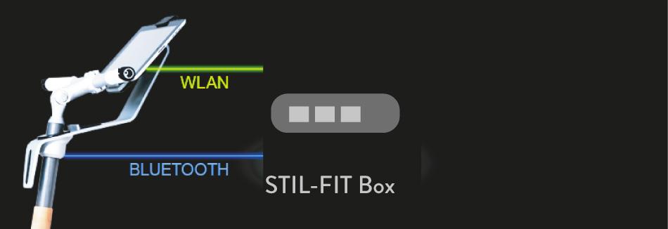STIL-FIT Ergometer SFE-012 Einrichtungsassistent