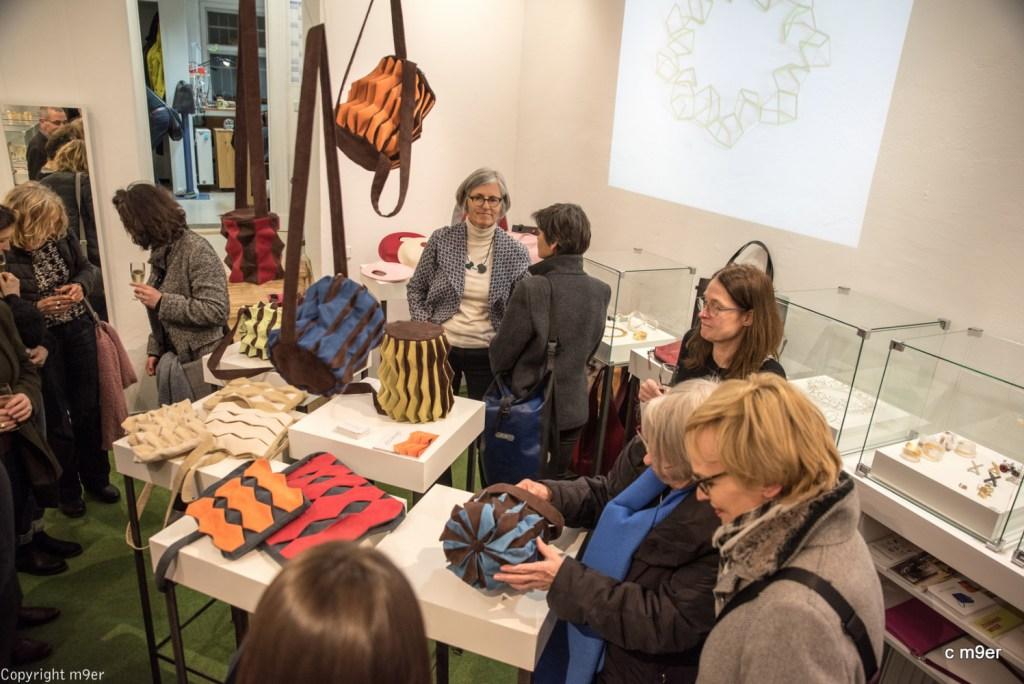 """Stil&Stengel, Vernissage in der Galerie """"Von"""", Berlin, März 2019"""