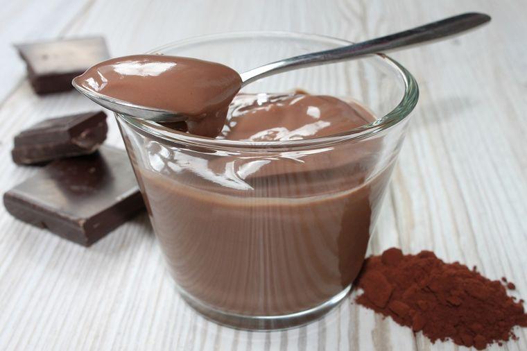 Čokoladni puding, Foto: Thinkstock
