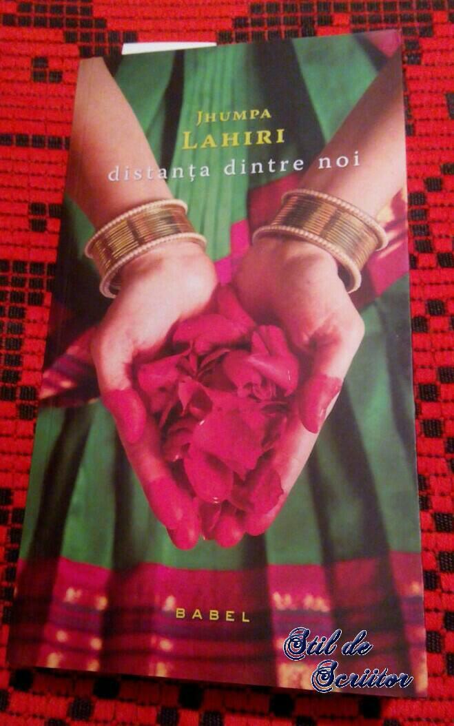 Distanța dintre noi – Jhumpa Lahiri