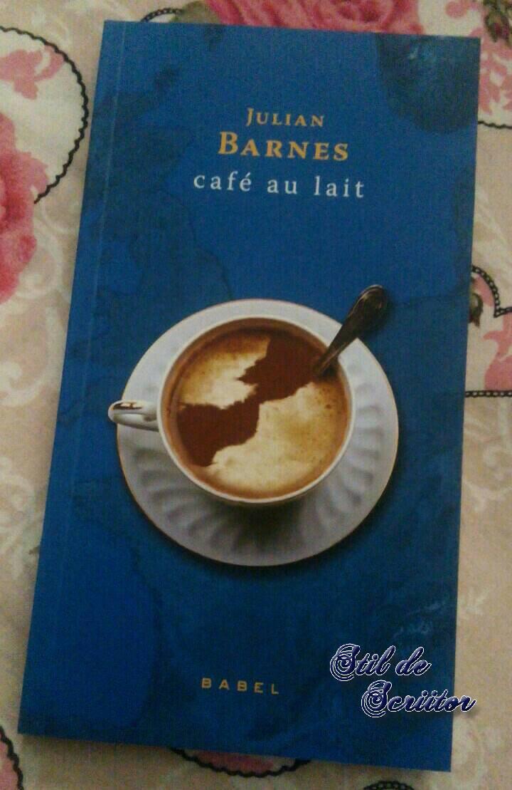 Café au lait – Julian Barnes