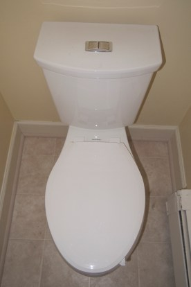 After- Master Bath Toilet