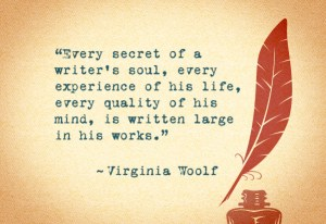 writing, writing life, S. A. Young, short story, Saturday, challenge, Virginia Woolf