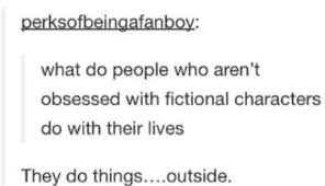 fictional characters 1