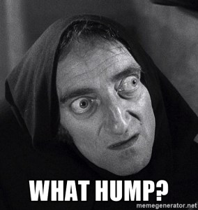 Mondays, Marty Feldman, Thanksgiving, S. A. Young