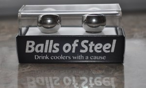shopping, holidays, Christmas, giving, charity, donation, S. A. Young, Monday, Balls of Steel, BOS