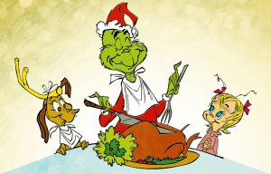 holiday, Christmas, staycation, S.A. Young., Grinch