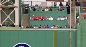 baseball, Fenway Park, Boston, blogging, Monday, Red Sox, SA Young, opening day, lobster, poutine, Red Sox Nation, Green Monster