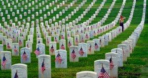 Memorial Day, Monday, blogging, rememberance, Arlington, service, flag, S. A. Young
